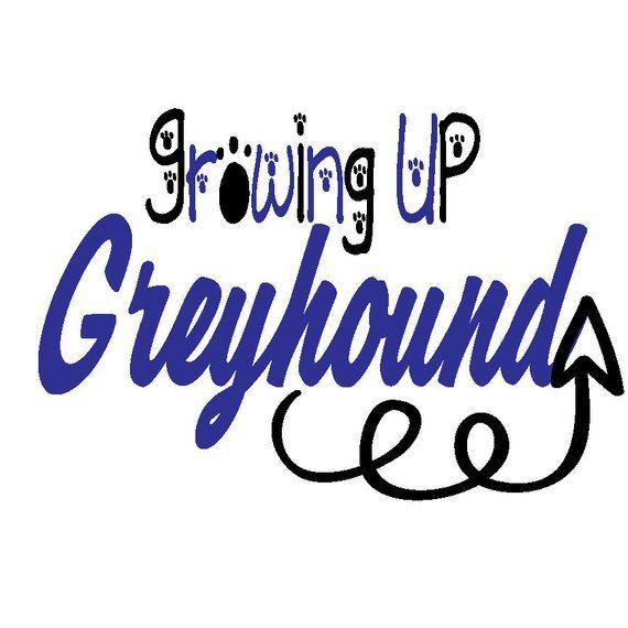 Download Growing Up Greyhound SVG File Ocean Springs School Mascot ...