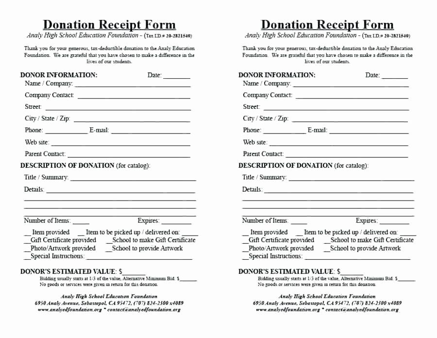 Donation Value Guide Spreadsheet Elegant Salvation Army Vs Goodwill Proselogging Donation Letter Template Receipt Template Letter Templates