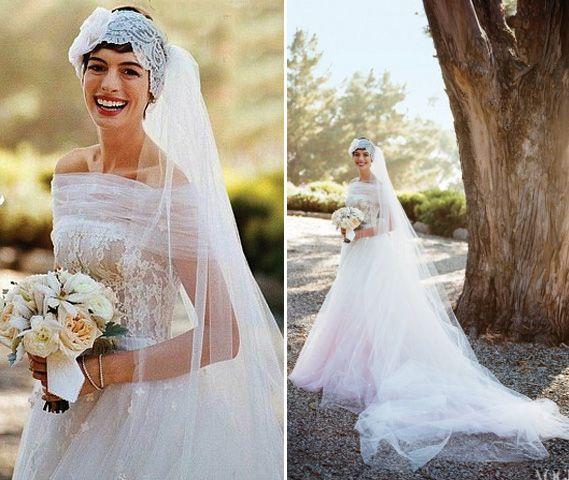 Anne hathaway wedding dress 2018 electoral votes