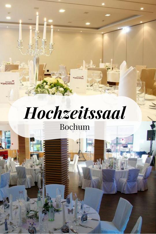 . In Bochum finden jedes Jahr zahlreiche Hochzeiten statt  f r die ein
