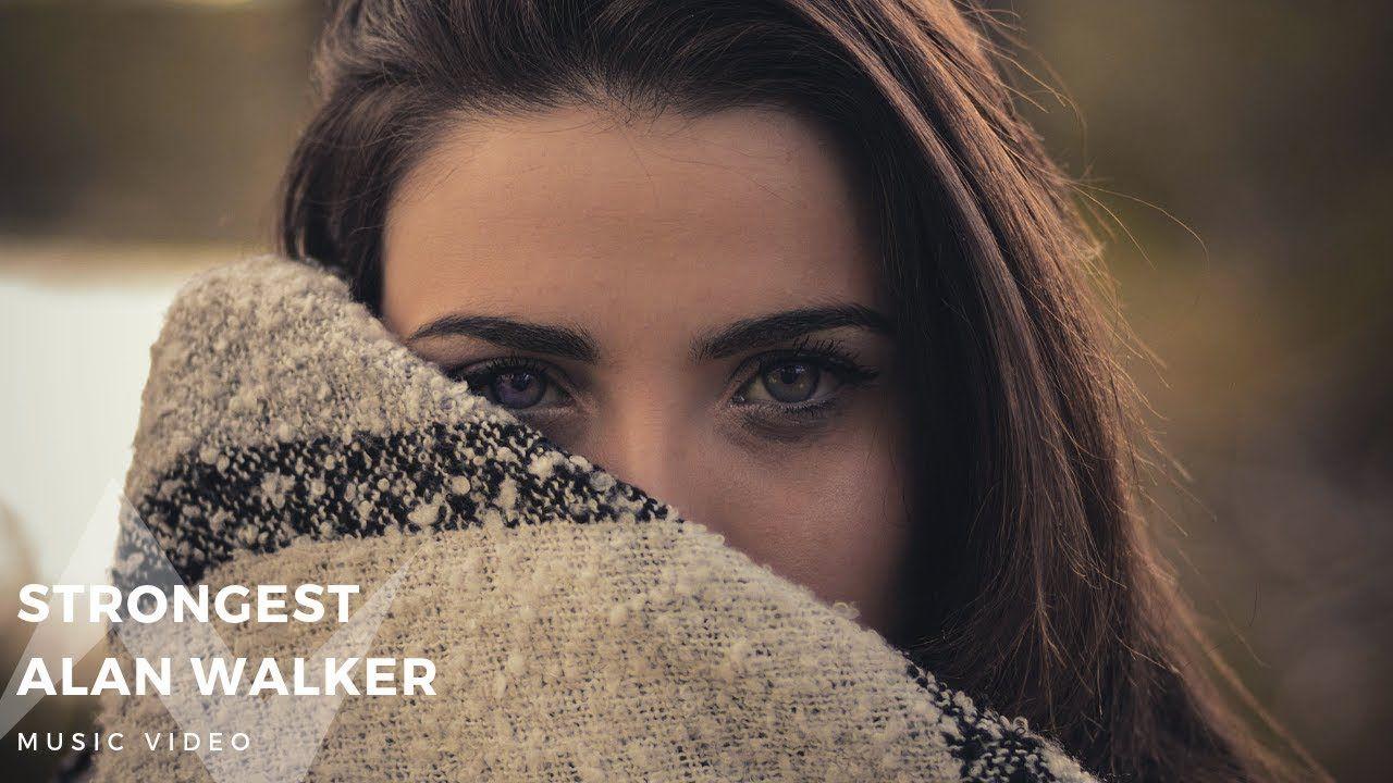 Alan Walker , Ina Wroldsen - Strongest (Albert Vishi Edit)