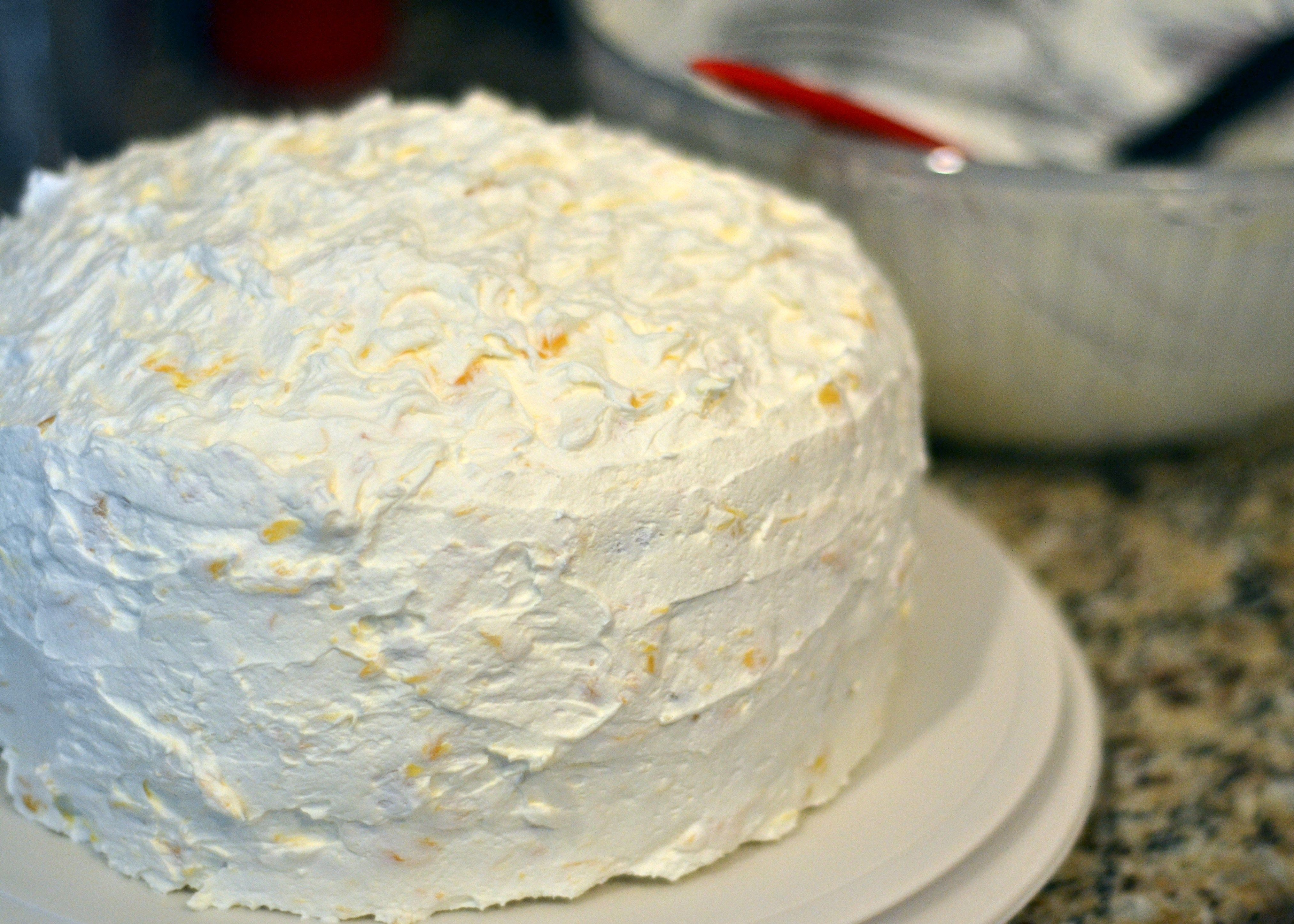 Pig Pickin' Cake Recipe - Adapted from Paula Deen