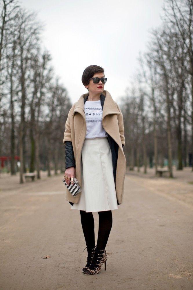 Paris Fashion Week 2013 Street Style Pictures