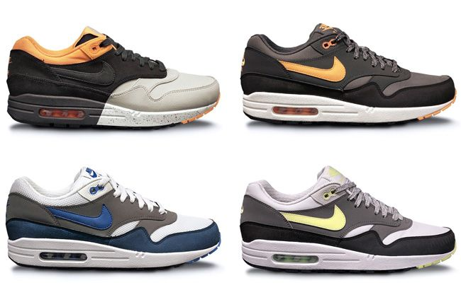 Nike Sportswear October 2013 Preview: Air Max 1