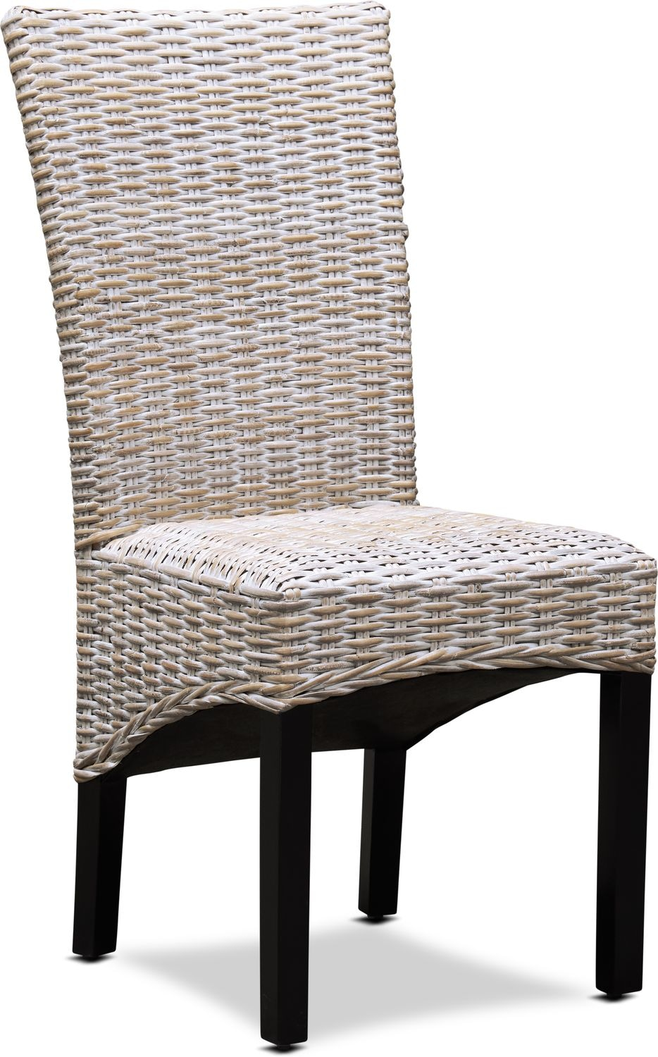 Raleigh Woven Dining Chair In 2020