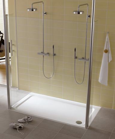 Wellness für die Dusche Kaldewei, Badezimmerideen und