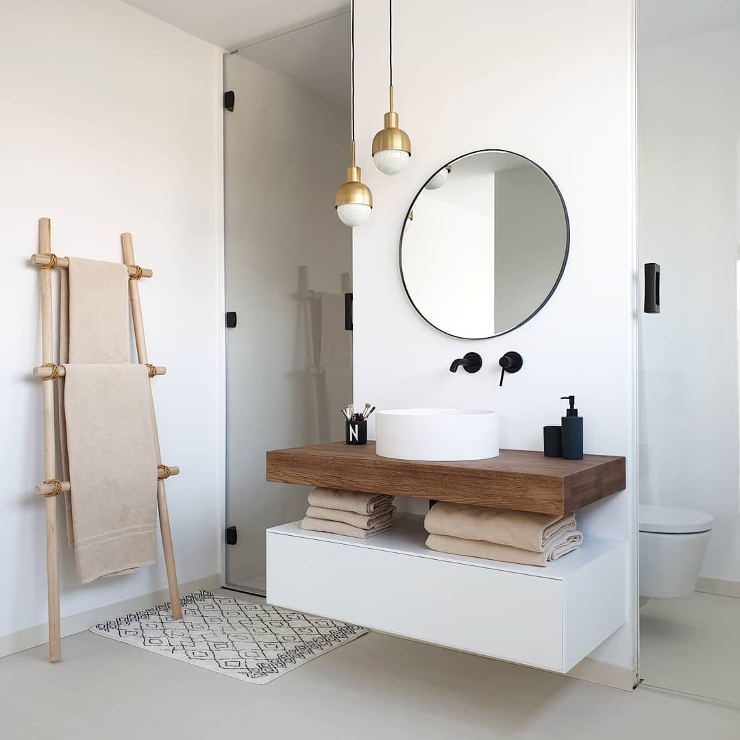 Level Of Falling In Love With This Bathroom Very High The Design Of This Space Cr Mit Bildern Badezimmer Badezimmer Design