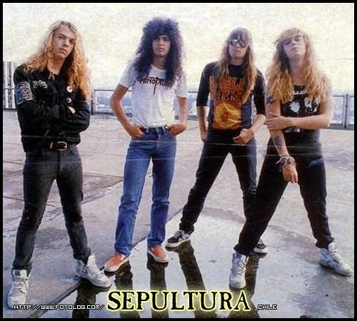 Metal bands thrash 80er 50 Greatest