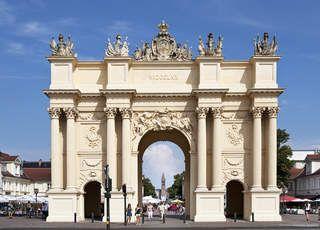 Brandenburger Tor Potsdam Potsdam Berliner Umland Brandenburger Tor Potsdam
