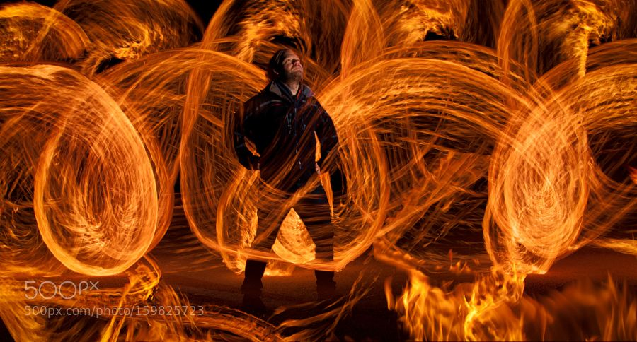 Through the fire and flames by the-mm. @go4fotos