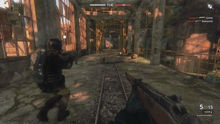 Survarium is a Free to play First Person Shooter [FPS] MMO Game set in the near future where force dictates who can survive