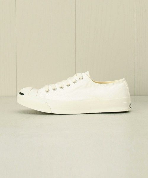 lowest price 5b894 cc4bb 商品詳細 - <MHL×CONVERSE>JACK PURCELL スニーカー.|H BEAUTY YOUTH(エイチ ビューティアンドユース)公式通販