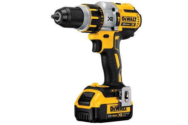 Tool Test Drive Dewalt Hammer Drill Dewalt Tools Dewalt Tools
