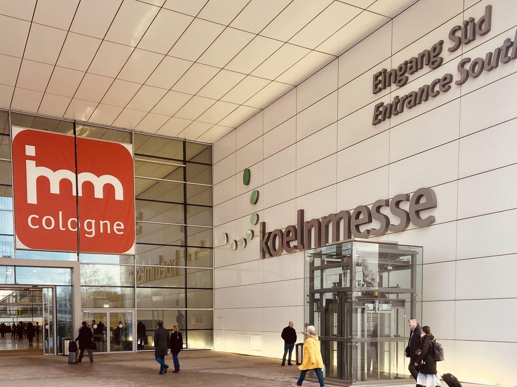 Köln Messe Halle 11