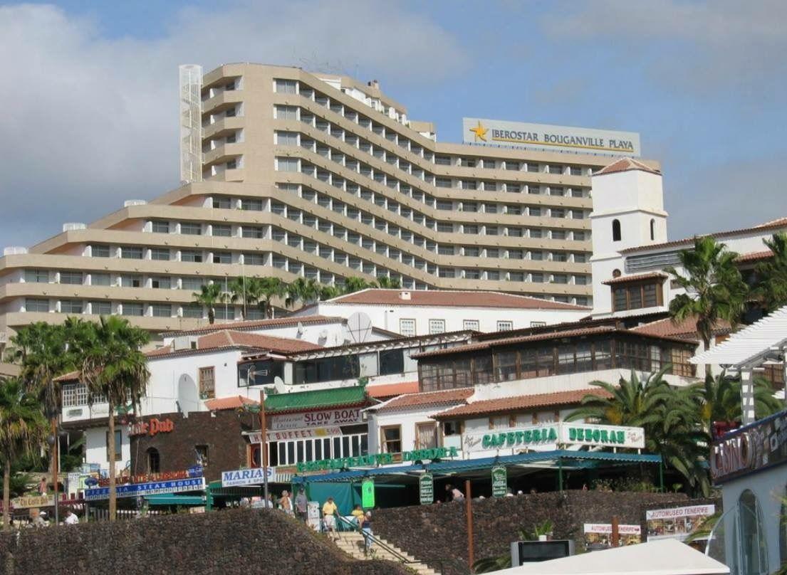 Hotel De Las Americas Iberostar Bouganville Playa Hotel Playa De Las Americas Tenerife