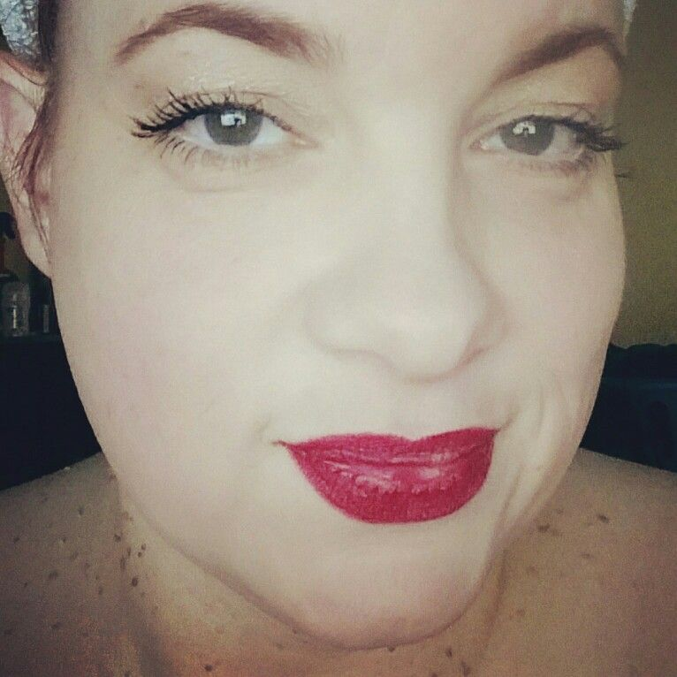 All done up in Younique makeup and skin care products! www.brendas3dmascaraandmakeup.com