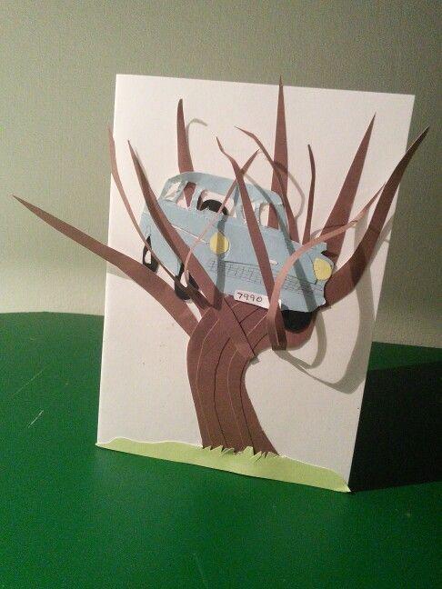 This is sooooooo emosewa rynnie roo pinterest diy harry i made this diy harry potter card for a friends birthday solutioingenieria Image collections