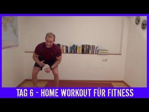 ▶ WORKOUT - 6 - TRAINING - Bauch Beine Po Training Für Zuhause - KARL-ESS.COM - YouTube