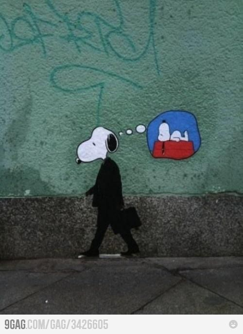 Soooooo true.....    I believe a Banksy...