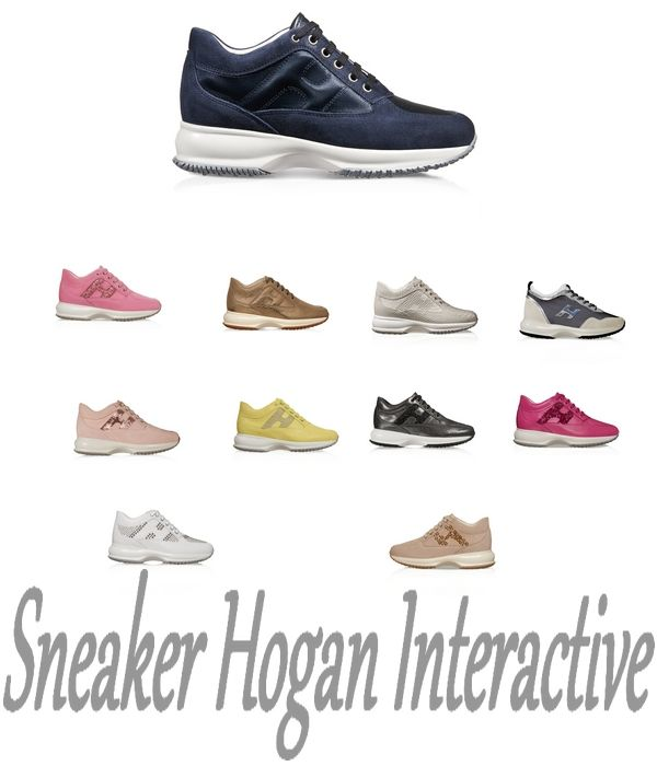 2d19cd2f7ab new collection of Hogan, Sneaker Hogan Interactive, catalog of Hogan,  shoes, Interctive Hogan ,pastel shades, Reptile