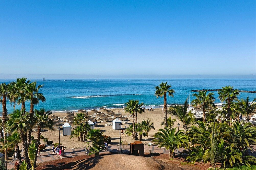 Playa de Fañabé - Tenerife - Spain