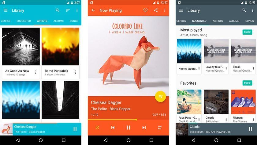 Android Music App: Do you Like To Create Music | technology