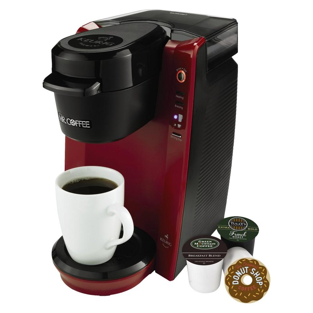 Mr. Coffee Single Cup Keurig Brewed System, 24 ounces