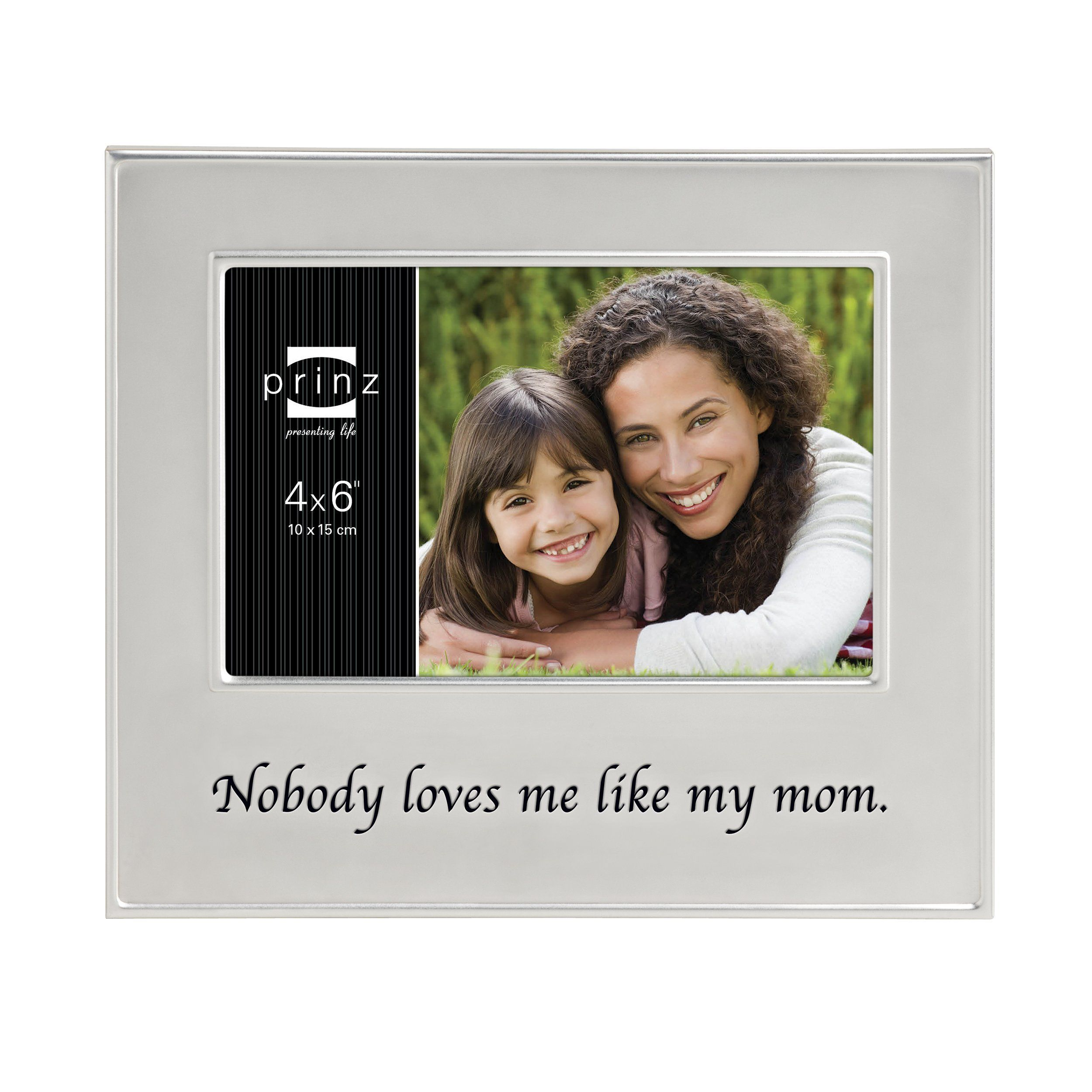 6x4 Family Ties Mom Silver Frame | Products | Pinterest | Products