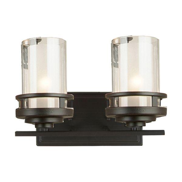 Shop levico lighting ltd lv 78002w bz madison 2 light vanity at levico lighting ltd lv 78002w bz madison 2 light vanity aloadofball Gallery