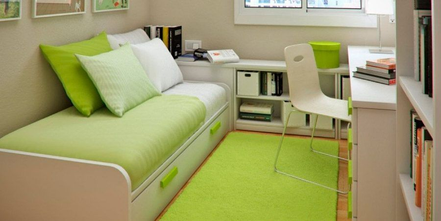 Cómo decorar habitaciones pequeñas Quartos Pinterest House - kinderzimmer kreativ gestalten ideen