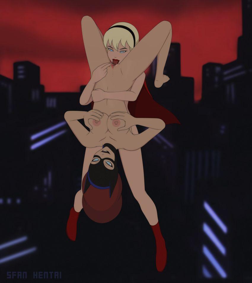 Batgirl And Supergirl Hot Porn - Supergirl & Batgirl