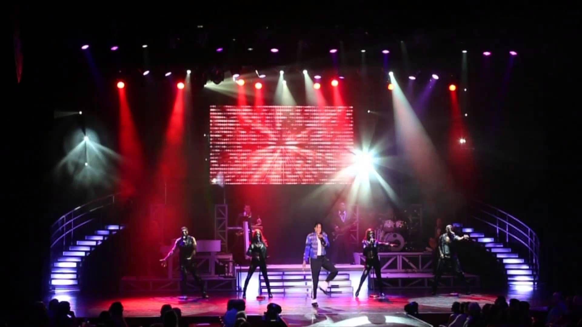 Legends in Concert's Michael Jackson: Don't Lose Your Voice, Vote
