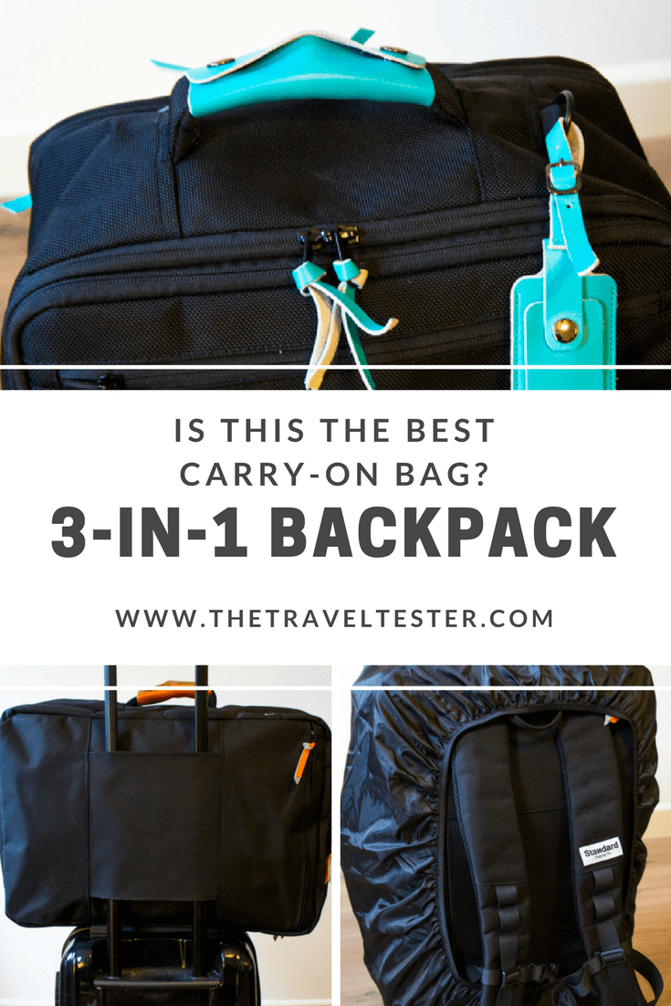 Is this travel backpack perhaps the best carry on luggage I ve found   dc4449b3e825c