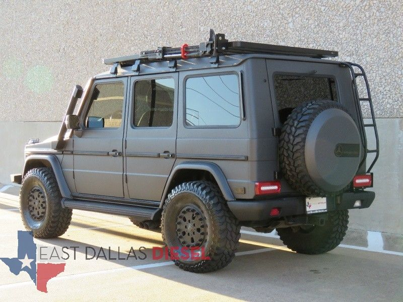G Class G500 4wd 5 0l Overland Ready Custom Kevlar Lifted Loaded