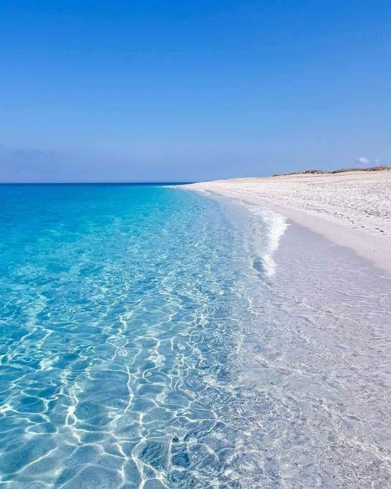 Una delle spiagge più belle della Sardegna Maimoni