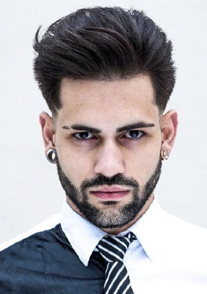 Trendy Mens Haircuts   Haircut For Menus  Pinterest