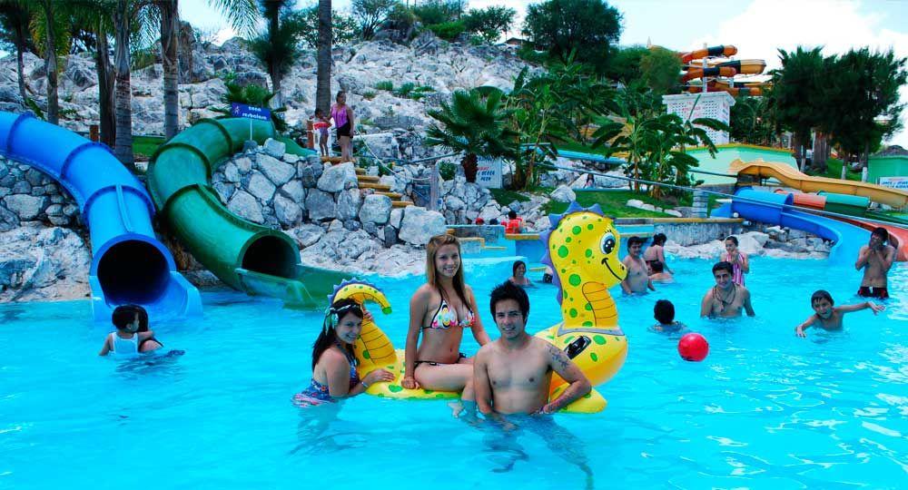 Parque acu tico maguey blanco es un balneario ubicado en - Balneario de la alameda ...