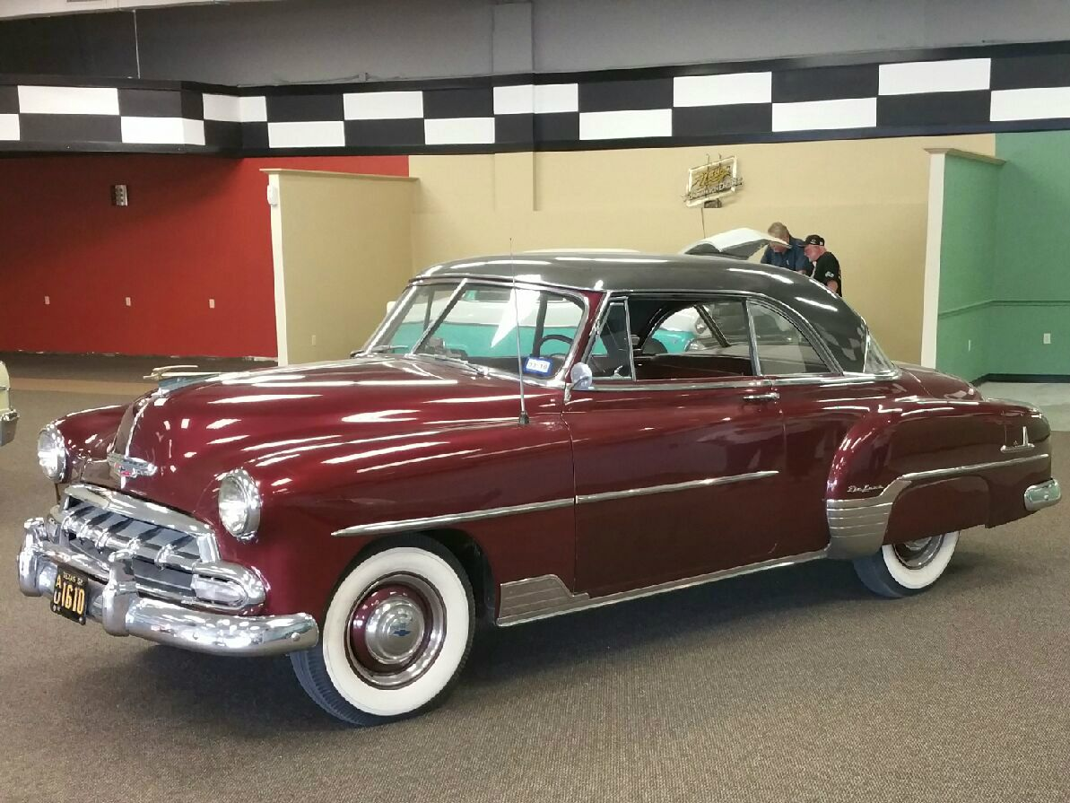 All Chevy 1952 chevy styleline parts : 1952 Chevrolet Styleline Deluxe Bel Air | Chevrolet: 1951 & 1952 ...