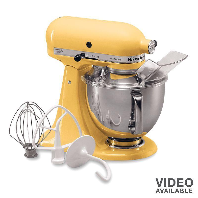 How To Paint Your Kitchenaid Mixer Kitchenaid Artisan Kitchenaid Artisan Stand Mixer Artisan Mixer
