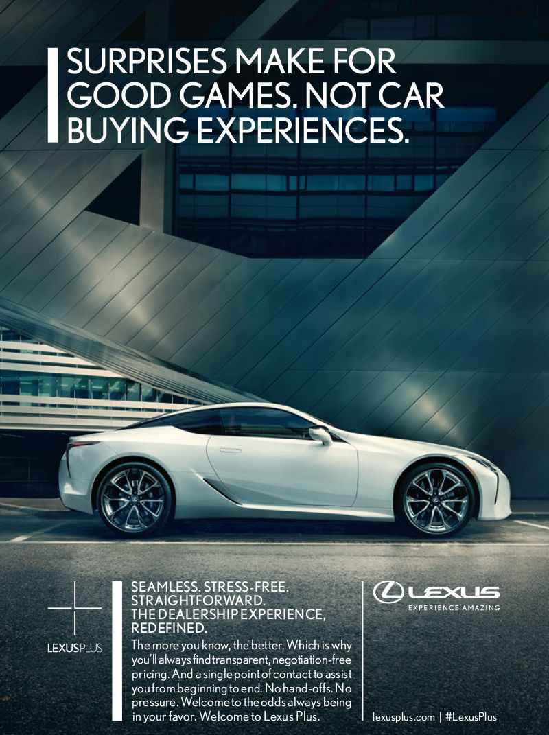 The dealership experience redefined. Seamless. Stress Free
