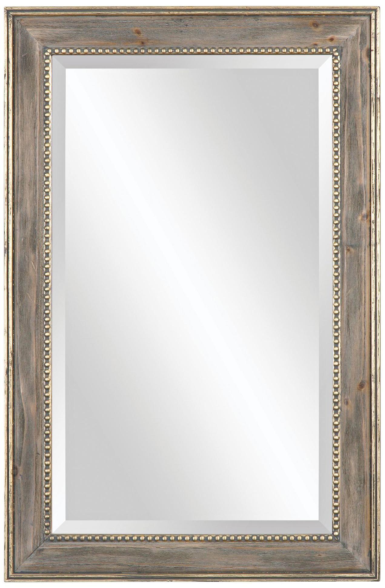 Uttermost Quintana 24 X 36 Rectangular Wall Mirror Rectangle Mirror Mirror Wall Cool Mirrors 24 x 36 framed mirrors