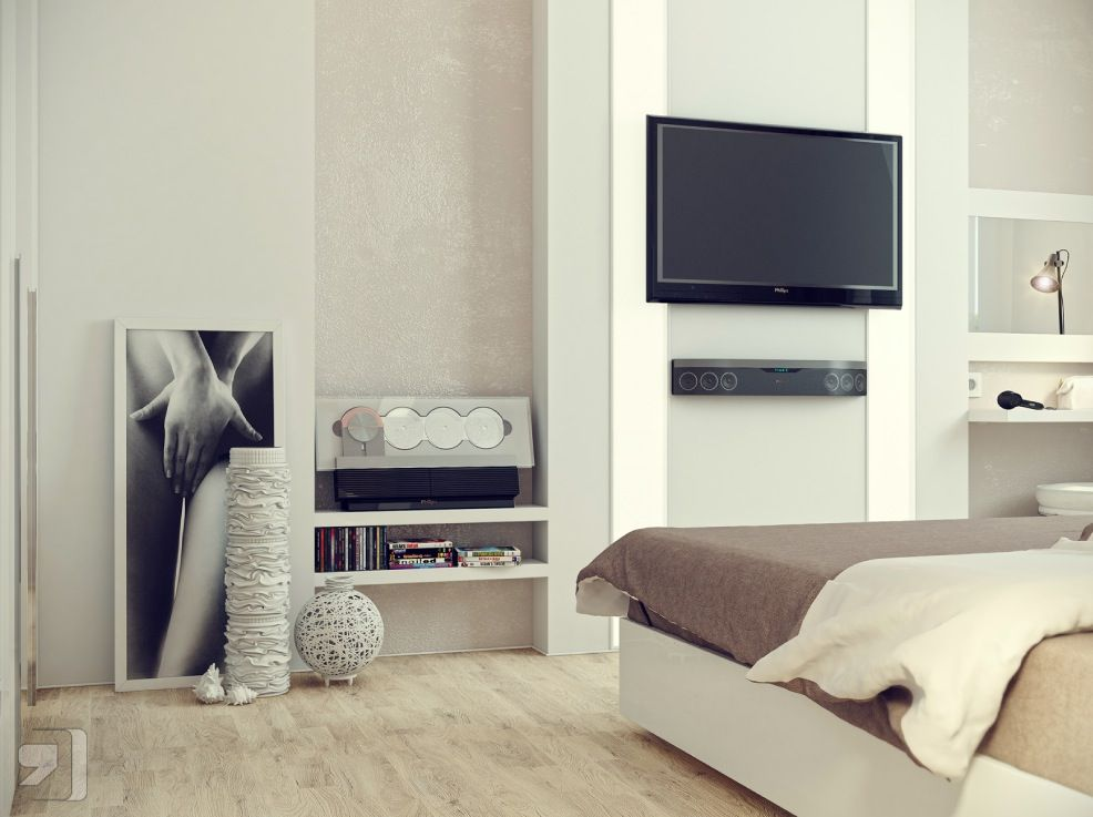 horrible bedroom with tv design ideas httpssmsmlscom - Simple Bedroom With Tv