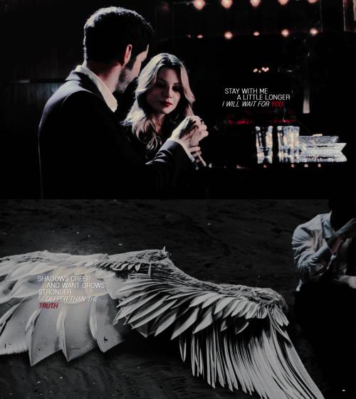 Lucifer And Chloe: Maze Lucifer, Tom Ellis