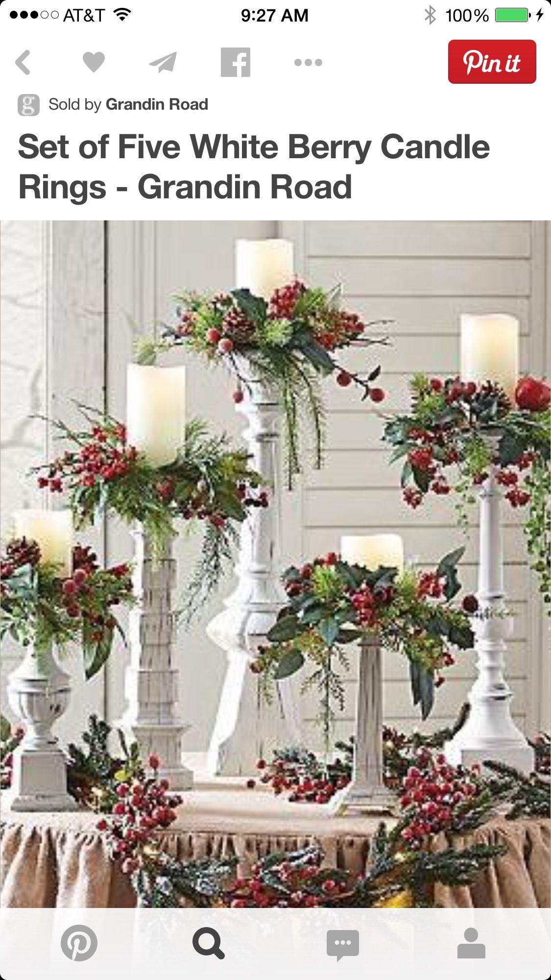 pin von judy furey auf christmas decorating pinterest weihnachten weihnachtsdekoration und deko. Black Bedroom Furniture Sets. Home Design Ideas