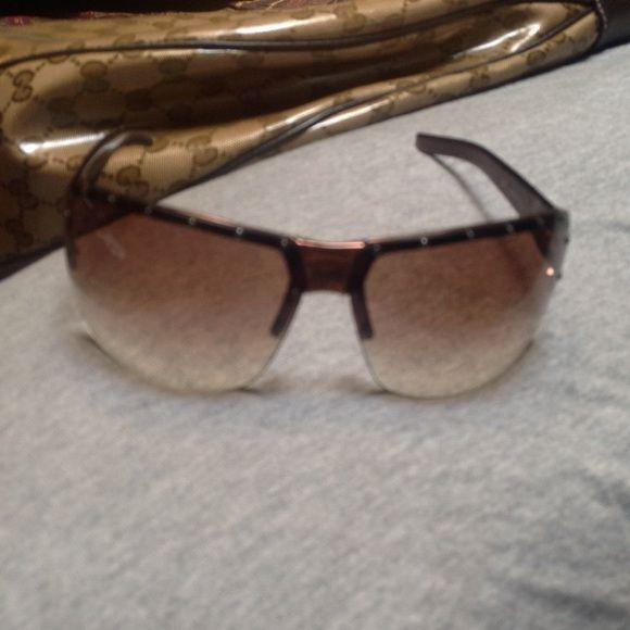 604d58441e1 Authentic Gucci sunglasses Authentic Gucci sunglasses. Good condition