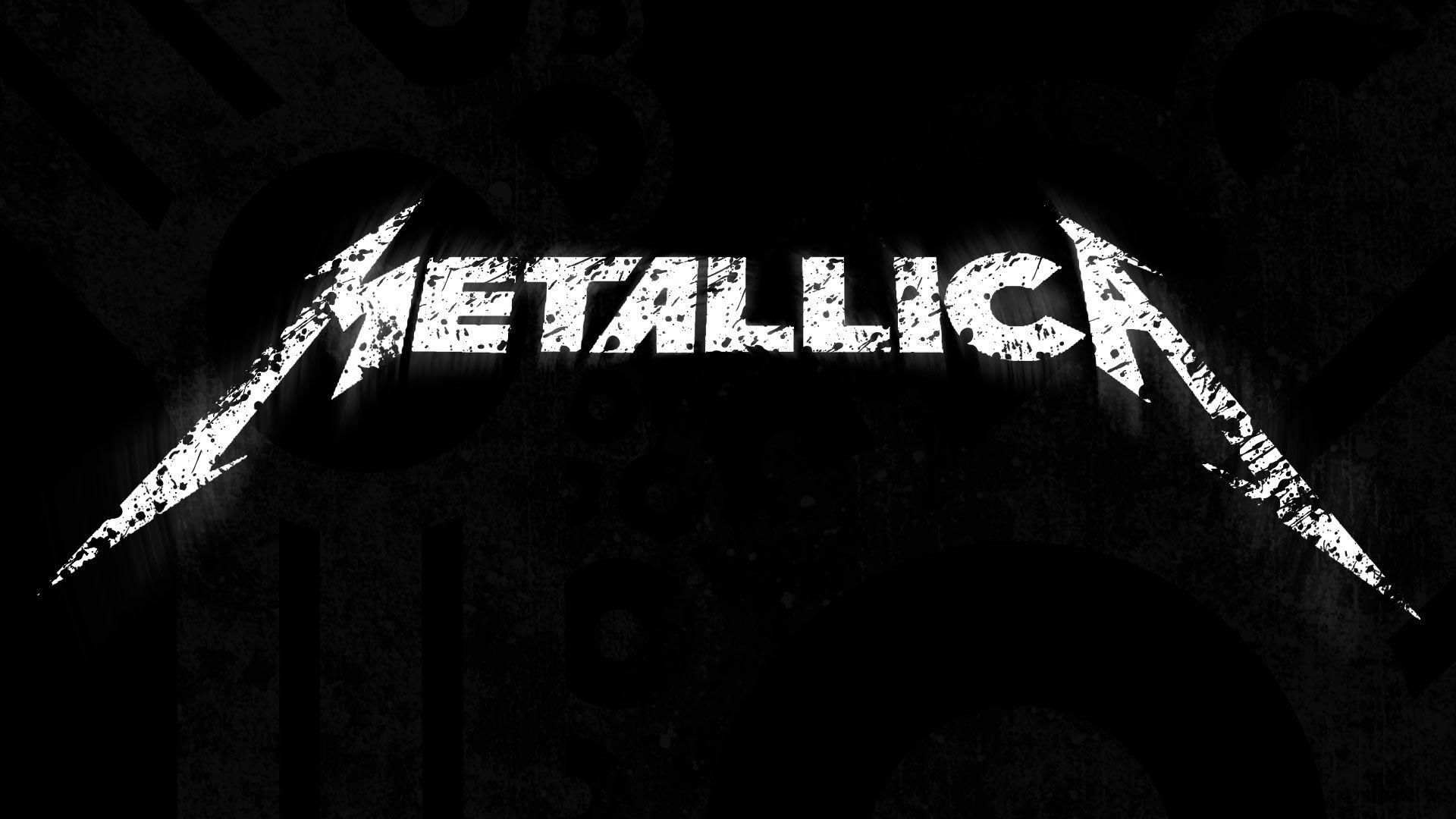Metallica Logo Music Wallpaper