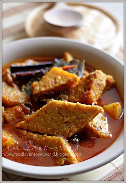 Dhokar Dalna   Food ~ Indian   Bengali food, Bengali veg