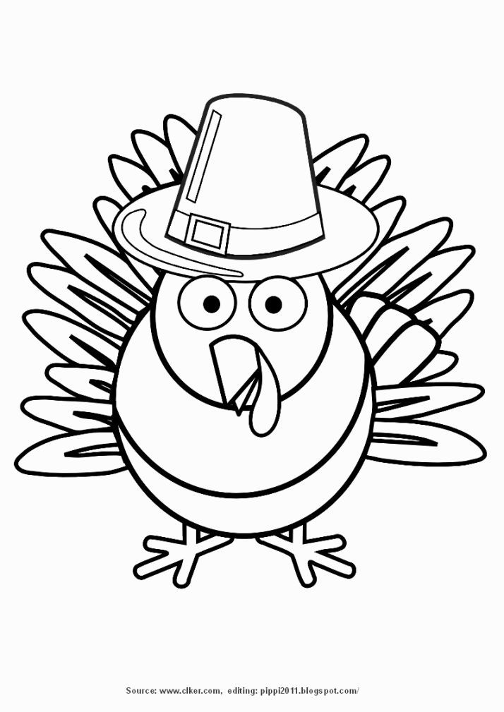Thanksgiving Turkey Coloring Pictures Turkey Coloring Pages Bird Coloring Pages Cartoon Coloring Pages