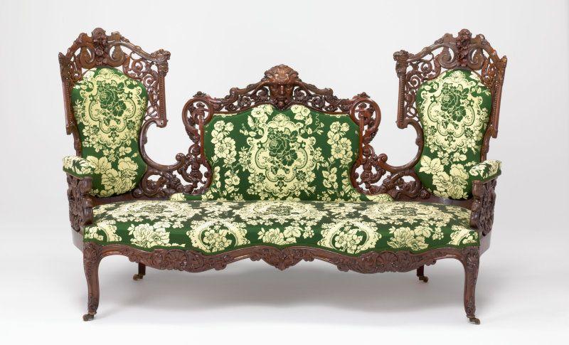 Sofa Victorian Furniture Gothic Furniture Victorian Parlor