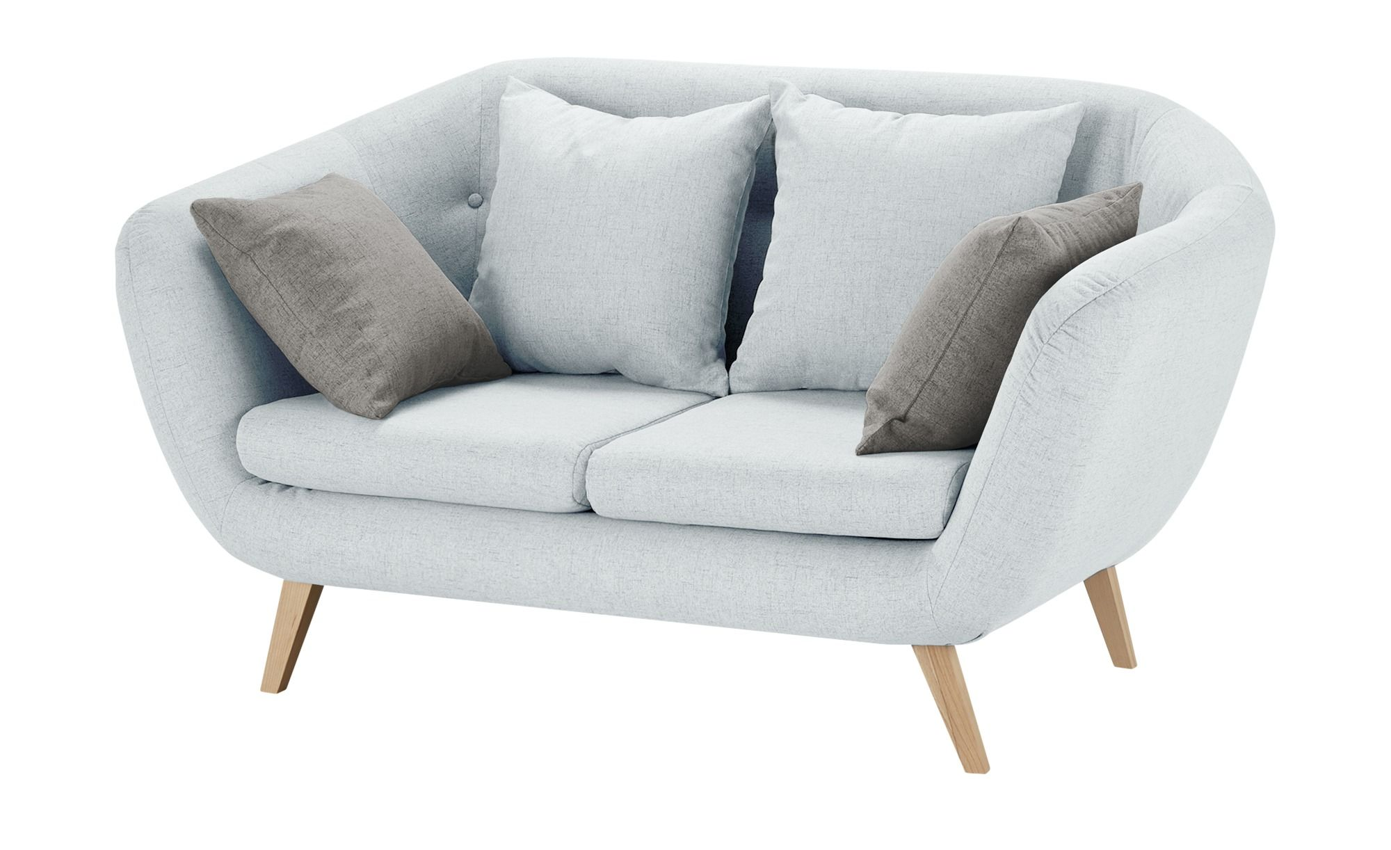 Smart Sofa Blau Flachgewebe Ricarda Sofa Beige Sofa Leder Wohnzimmer